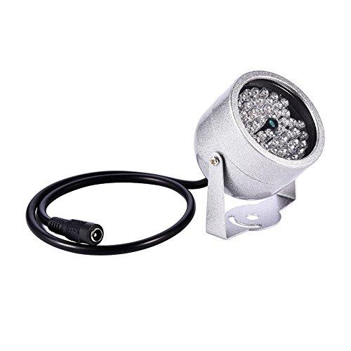 48 LED Illuminator IR Infrarot-Nachtsicht-Licht-Lampe fuer Sicherheit CCTV-Kamera