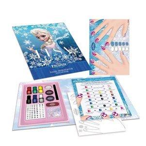 Simba Frozen Nagel-Design-Buch | 7600320403