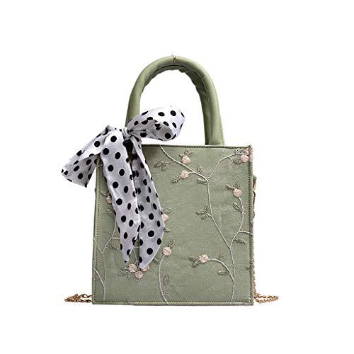 Ledertasche, Schultertasche, Geschenk, Handgefertigte Tasche,Frauen-Schal-wilde Kuriertasche-Art- und Weiseschulter-kleine quadratische Tasche ()