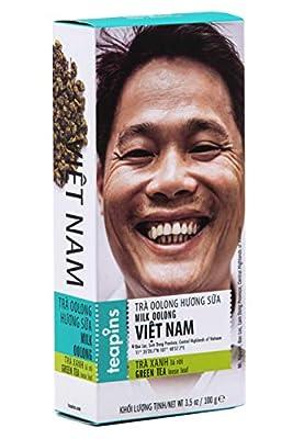 Teapins Thé Oolong | Thé Fermier Au Lait En Vrac 100g, Sentez Tous Les Bienfaits D'une Légende Pour La Santé
