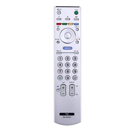Hillrong - Mando a Distancia para televisor Sony RM-ED007 RM-GA008 RM-YD028 RMED007 RM-YD025 RM-E