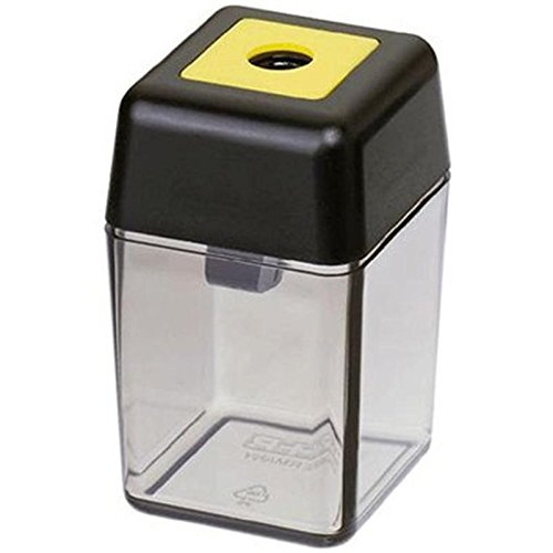M+R 709150000 Dosenspitzer, Tubenspitzer transparent/schwarz
