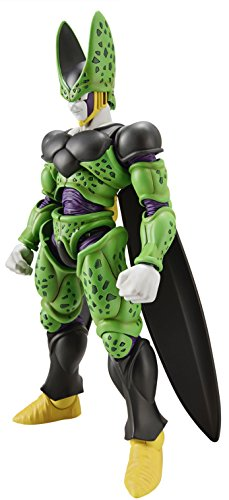 Bandai - Figure-Rise Dragon Ball Z Perfect Cell Model Kit, 4549660075868