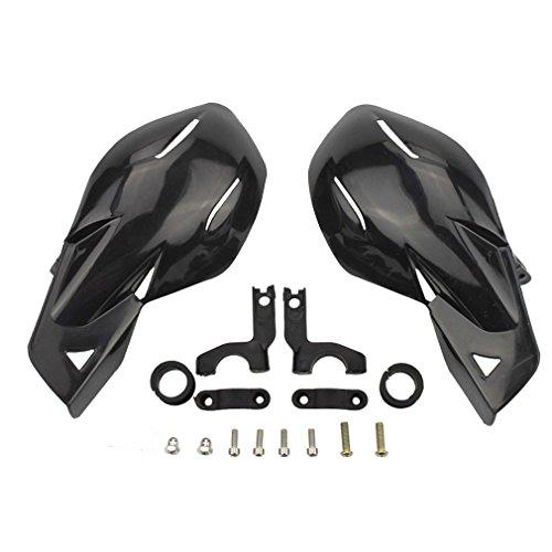 GOOFIT Paramanos Moto, 22mm Protector Manillar Motocross Aluminio Universal para Pit Bike...