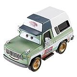 Mattel Disney Cars FLF94 Die-Cast Deluxe Roscoe