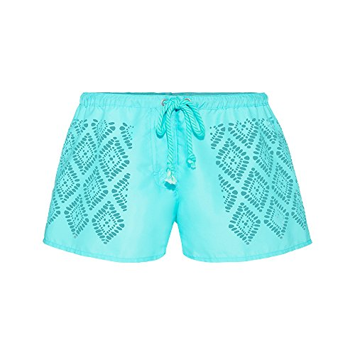 Beachlife Damen Shorts Puck Türkis (Blue 669)