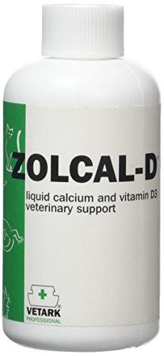 Vetark Professional Zolcal D, 120 ml