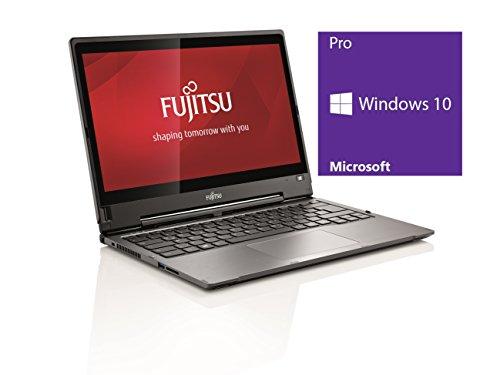 Fujitsu Lifebook T936 | Professional Notebook / Business Laptop | 13.3 Zoll Full HD Display | Intel Core i5 6300U@ 2,4 GHz | 8GB DDR4 RAM | 256GB SSD | ohne DVD-Laufwerk | Windows 10 Pro vorinstalliert | Sofort einsatzbereit | Inkl. Garantie (Zertifiziert und Generalüberholt)