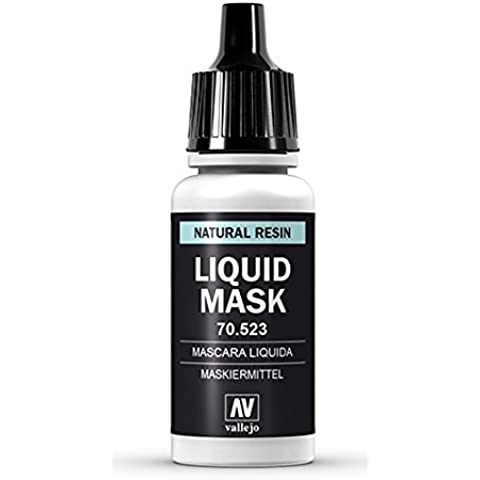 Vallejo Model Color - Pintura acrílica, 17 ml, color Liquid Mask