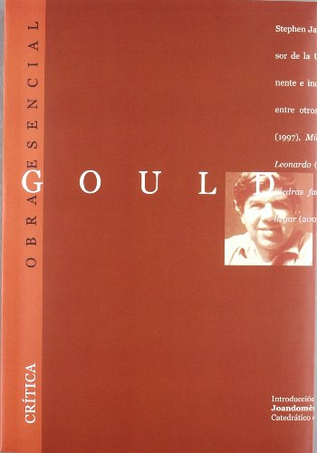Gould esencial (Obra Esencial) por Stephen Jay Gould