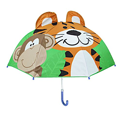 Kinder Rainy Day Regenschirm/Kinder-Regenschirm?(0-7 Jahre)Helle Farben/