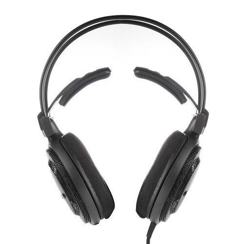 Audio Technica ATH-AD500X On-Ear-Kopfhörer (6,3mm Klinkenstecker) schwarz - 2