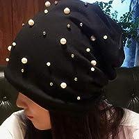 ToGames-ES Sombrero de Perla Salvaje de Moda al Aire Libre Sombrero Casual