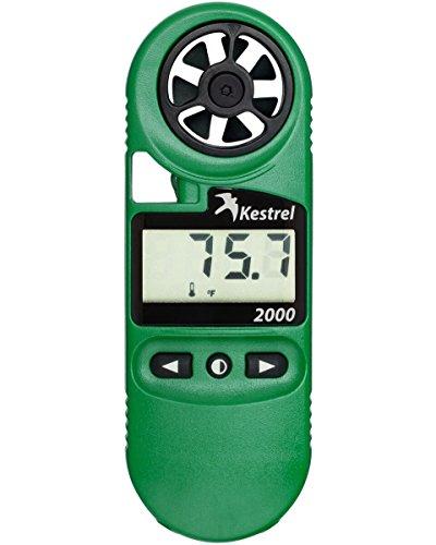 Anemómetro Kestrel 2000 Poket Wind