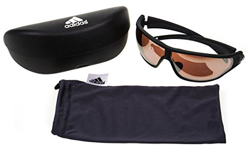 Adidas eyewear–Tycane L Polarized, couleur Mat noir