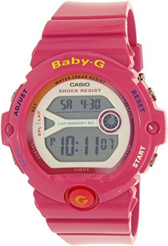 Casio Damas Baby-G Cuarzo: Batería JAPAN Reloj (Modelo de Asia) BG-6903-4B