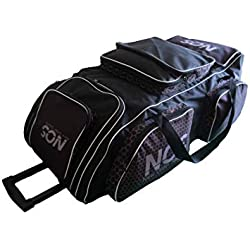 NOS New Order Sports Armour Edition Cricket Kit Bag with 3 in 1 Carry System