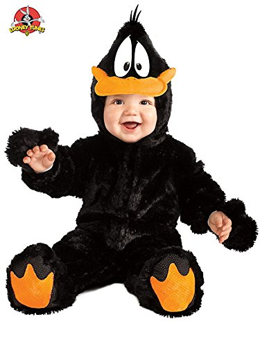 Daffy Duck Kostüm für Baby - Daffy Duck Kostüm