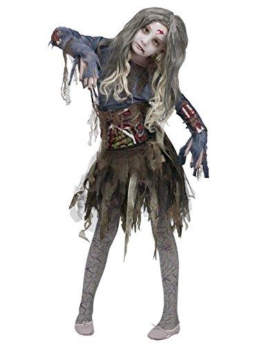 Unbekannt Zombie Mädchen Halloween-Kostüm, Large ()