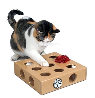 Smart Cat Peek Toy Box