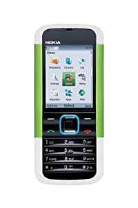 Nokia 5000 cyber green (Dualband, 1,3 MP, Radio, MP3-Player, Bluetooth) Handy