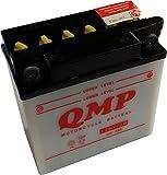Batterie für YAMAHA 125ccm DT125 Enduro Baujahr 1974-1981 (12N7-3B)