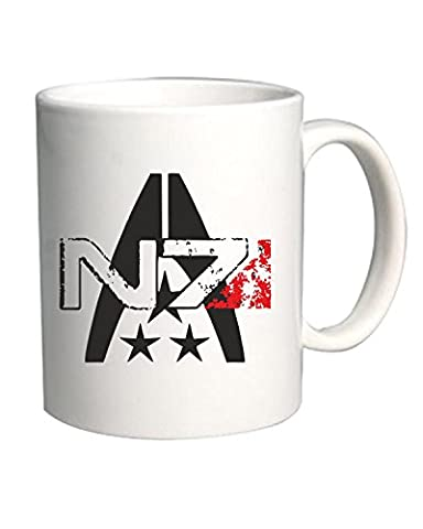 T-Shirtshock - Tasse Mug 11oz TGAM0054 N7 Systems Alliance, Taille 11oz