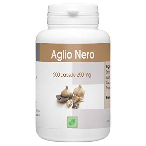 Aglio Nero Fermentato - 250 mg - 200 capsule
