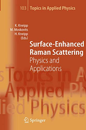Surface-Enhanced Raman Scattering: Physics and Applications (Topics in Applied Physics, Band 103)