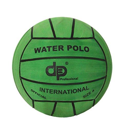 diapolo Eau Water Polo Ballon Taille 4, vert
