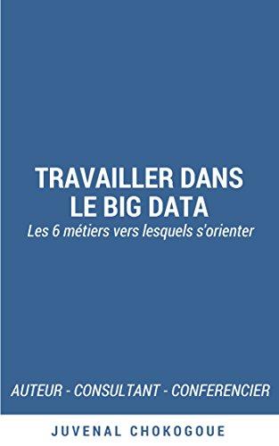 Couverture du livre Travailler dans le Big Data: Les 6 métiers vers lesquels s'orienter