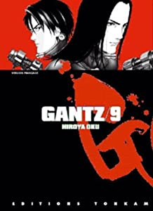 Gantz Edition simple Tome 9