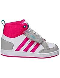 the latest 2b21c e7ee1 Adidas CG5768 Bianco Dal 20 al 27 Sneakers Con Strappo Scarpe Bambina  Ginnastica
