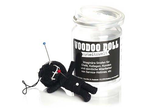 Voodoo Doll in Dose +++ LUSTIG von modern times +++ ARBEITSWELT - VOODOO-DOLL +++ SCHERZBOUTIQUE