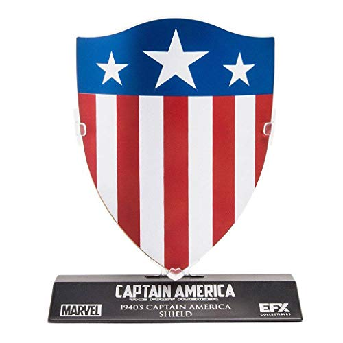 Captain America Shield Prop - Captain America - 1940s Miniature Replica