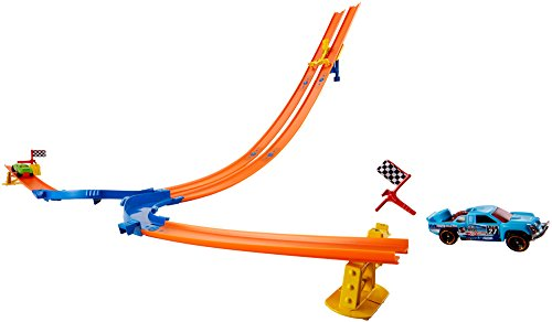 Hot Wheels - Piste Deluxe HW Race Drop Down