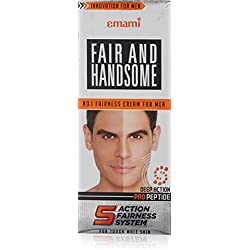 Fair and Handsome Fairness Cream for Men, 60g