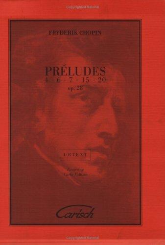 Descargar Libro Fryderyk Chopin: Préludes Op.28, for Piano (Urtext Collection) de Fryderyk Chopin