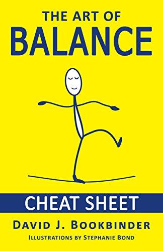 The Art of Balance Cheat Sheet (English Edition)