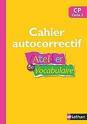 L'Atelier de Vocabulaire CP