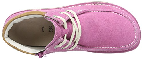 Birkenstock Pasadena High, Sneakers Hautes mixte enfant Rose (Pink)