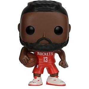 Funko Pop James Harden Houston Rockets camiseta roja (NBA 29) Funko Pop NBA