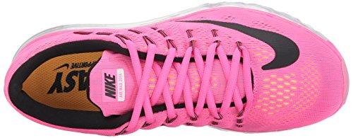 Nike Wmns Air Max 2016 Scarpe da Ginnastica, Donna Rosa (Pink Blast / Black-Lsr Orng-Wht)