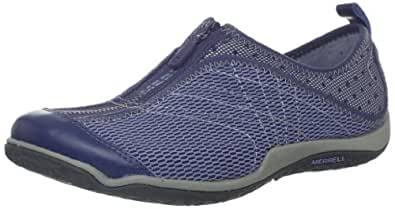 Merrell Lorelei Zip Womens Blue Mesh Running Shoes Size 2.5 UK UK 2.5