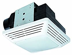 Air King Exhaust Fan with Light, round