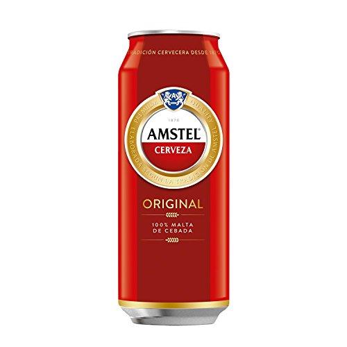 Amstel Beer Tin - 500 ml