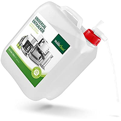 Woldo Clean Descaler for Coffee Machines 10 Litre Canister for Coffee Machines Automatic Coffee Machine
