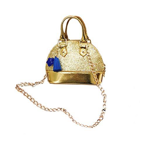 Mitlfuny handbemalte Ledertasche, Schultertasche, Geschenk, Handgefertigte Tasche,Mode Kindertasche Wilde Schulter Umhängetasche Coin Purse Pack Für Kind -