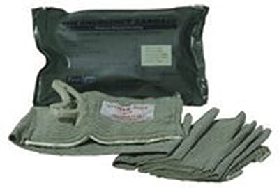 "The Emergency Bandage - Trauma Wound Dressing - 4"" from First Care Products"