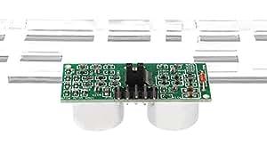 US-100 Ultrasonic Ranging Sensor Distance Measurement Module - US-100, Green